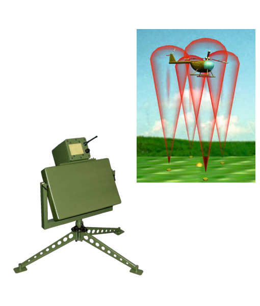 Anti-Helicopter mine AHM-200 /4 AHM-100/ - Transmobile Ltd.