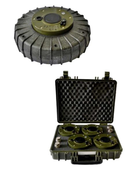 Anti-tank mine ATM-01 - Transmobile Ltd.