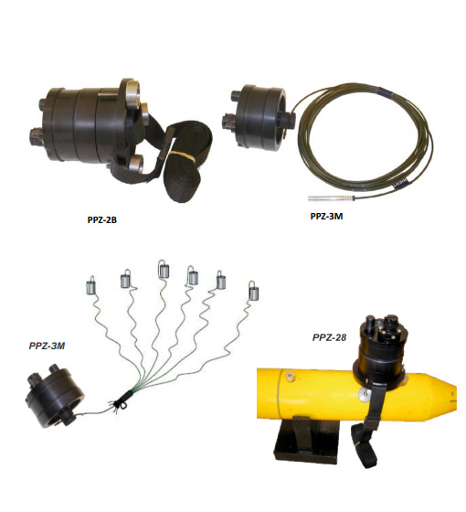 Underwater time delay fuses PPZ-2B and ЗM - Transmobile Ltd.